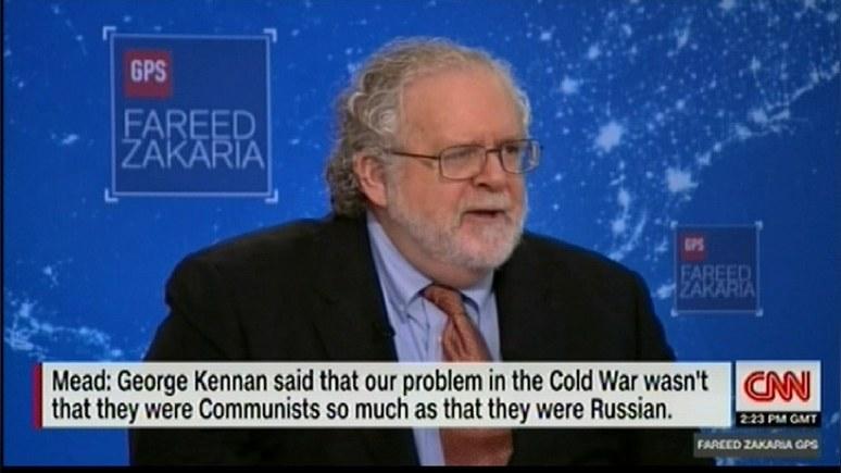 Американский профессор: с русскими мы никогда не поладим, потому что они — русские