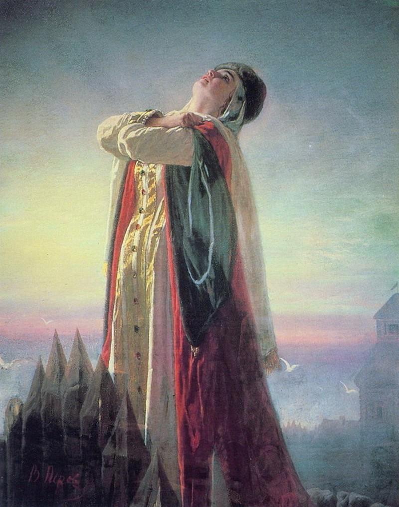 7 Апреля День Карны-Плакальщицы