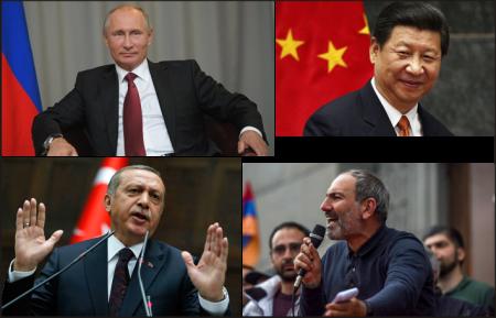 Любопытное интервью по вопросам геополитики