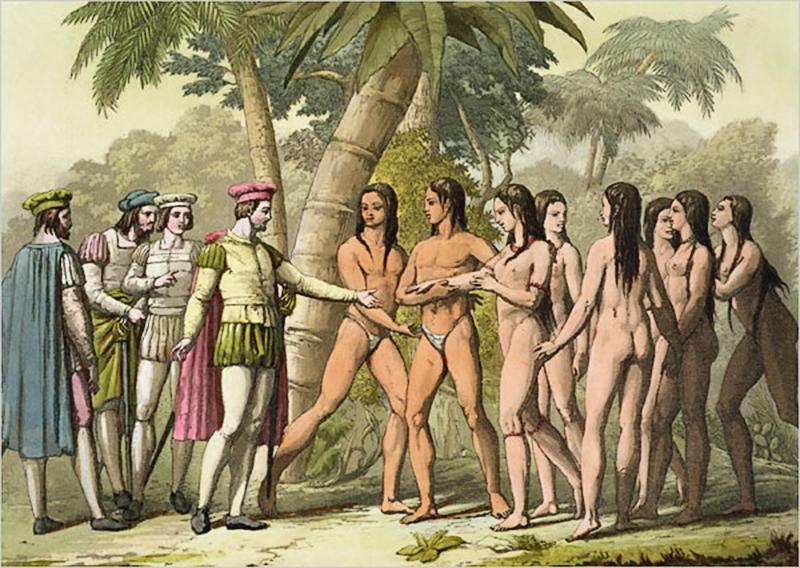 Худший секс-круиз всех времён: как сифилис попал в Европу и изменил историю