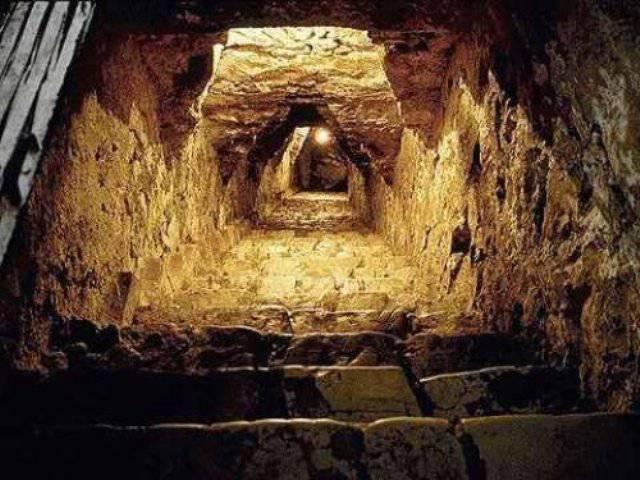 Загадочные подземные жители древней Сибири