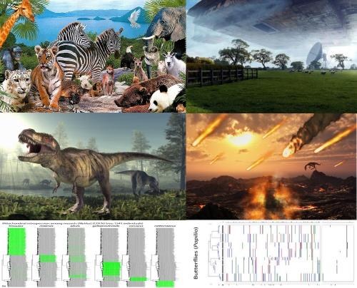 Сенсационный вывод генетиков: 9 из 10 видов этой планеты появились одновременно.