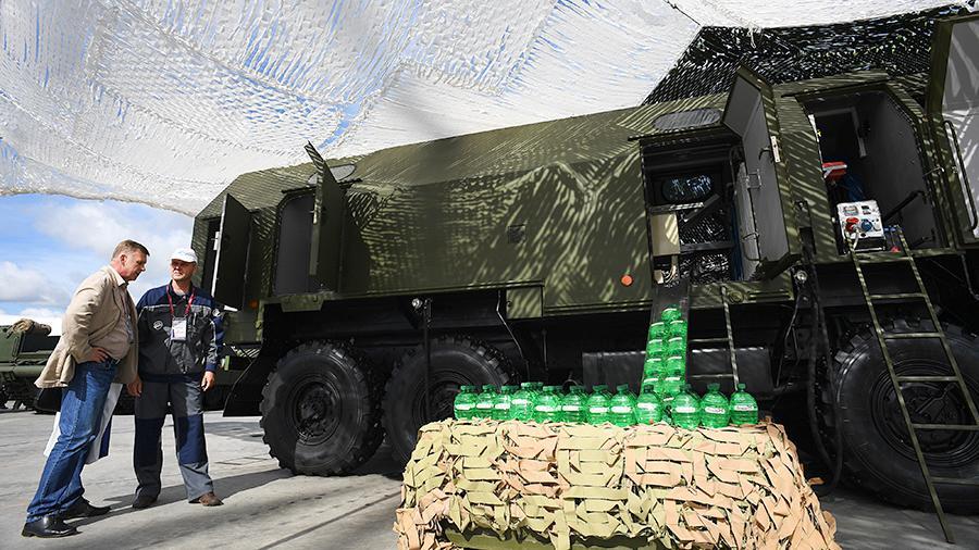 Очищать воду в Россию станут с помощью военных разработок