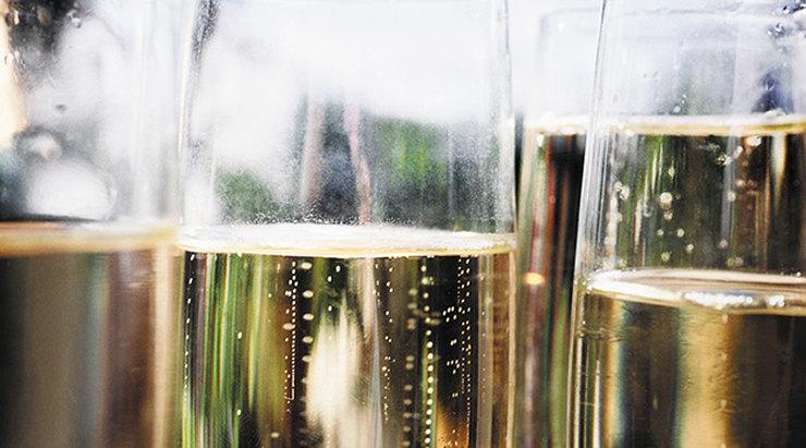 О пользе шампанского