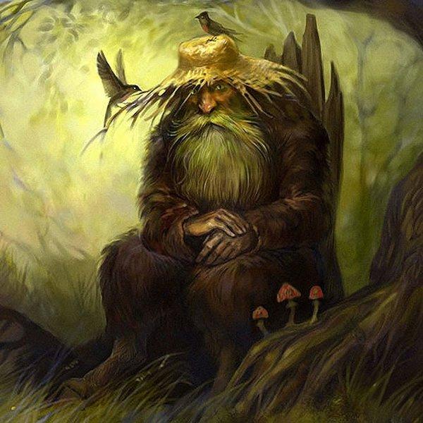 Леший: дикий мужичок-лесовик или добряк?