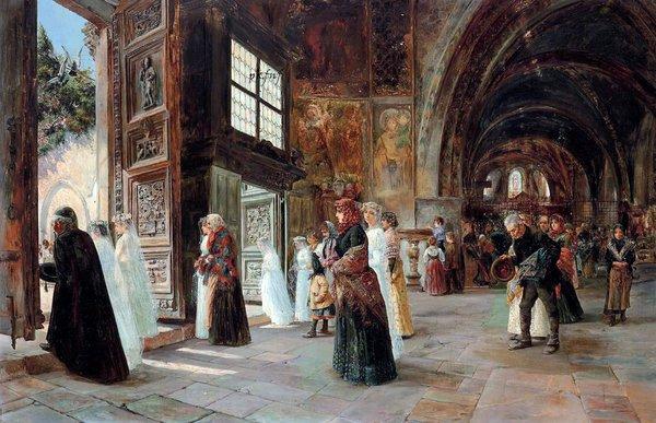 Что православным не стоит делать в католическом храме