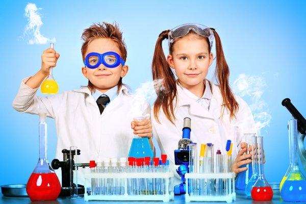 Как воспитать в ребенке любовь к науке