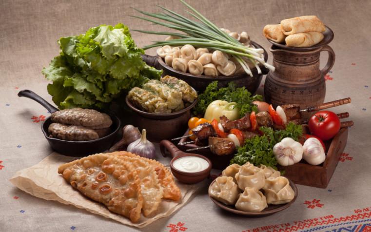 Вкусности южного Урала