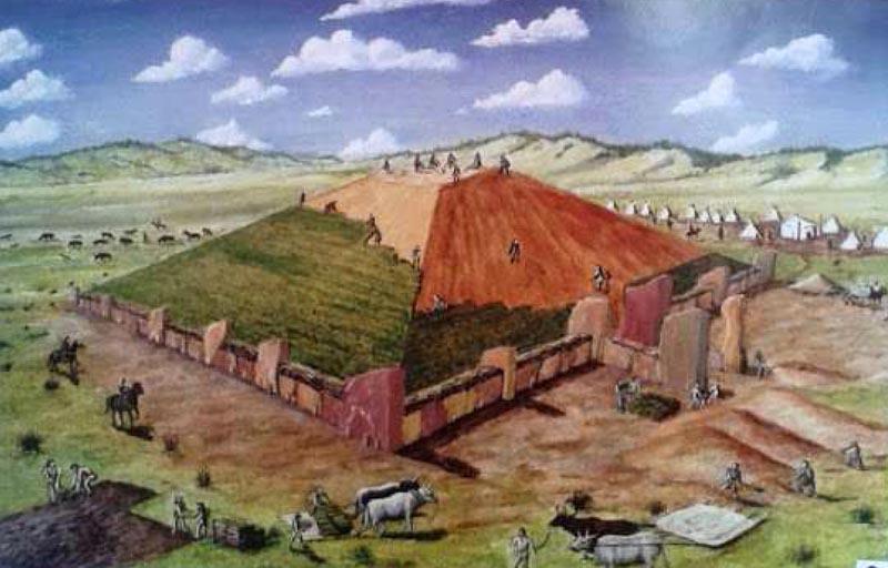 Тайны Салбыкской пирамиды