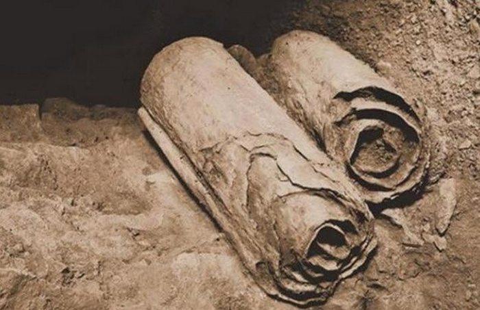Сенсация: «Свитки Мертвого моря» оказались поддельными