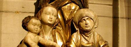 Дева Мария - принцесса Иудеи. Часть третья