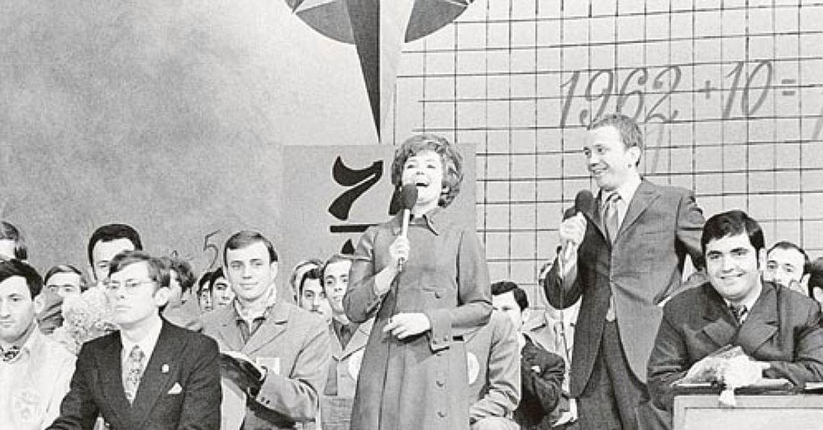 8 ноября 1961 года состоялся первый выпуск КВН