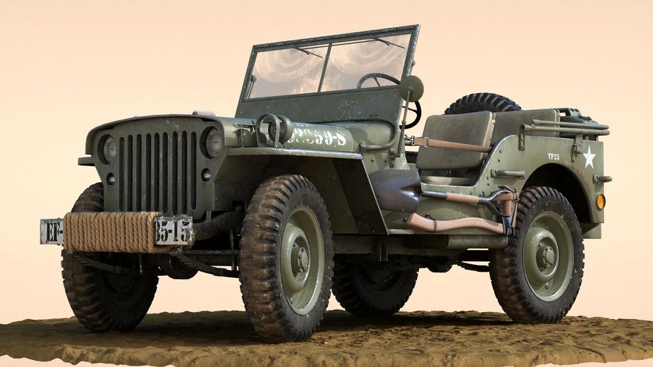 В этот день в 1940 г. компания Willis Motor Co. испытала первый джип