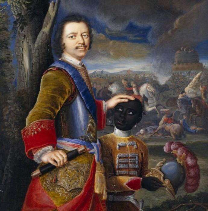 История тайной экспедиции Петра I в Африку