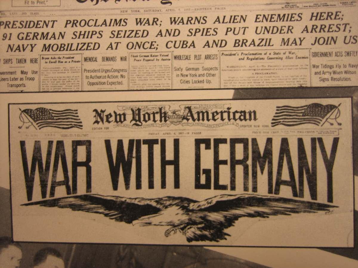 11 декабря 1941 г. Германия и Италия объявили войну США