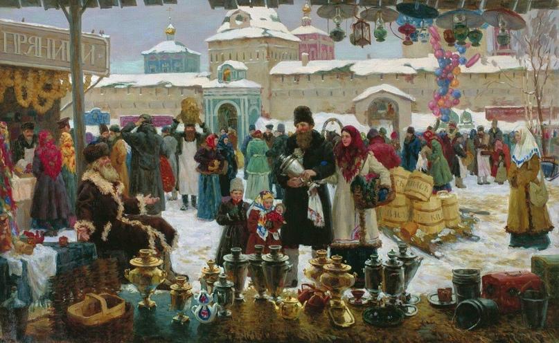 Чайная церемония по-русски или традиции русского чаепития