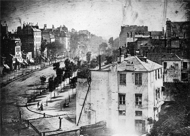 180 лет назад была изобретена фотография