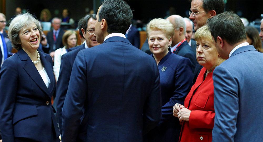 Мужское мнение - дорогим европартнерам