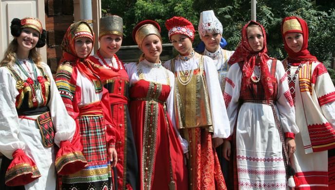 Заговор против русской одежды