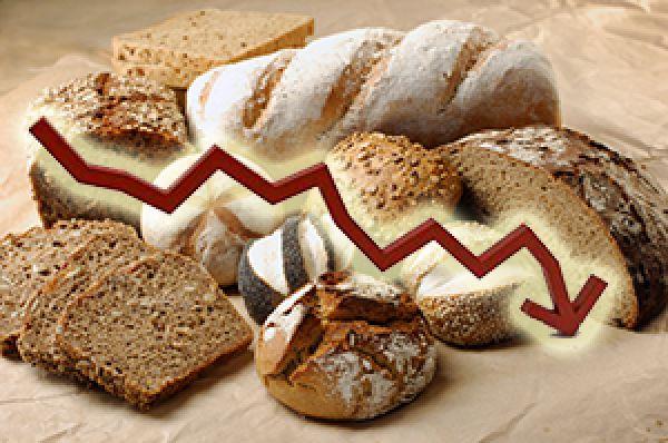 На Украине в очередной раз сократилось на 10% годовое производство хлеба
