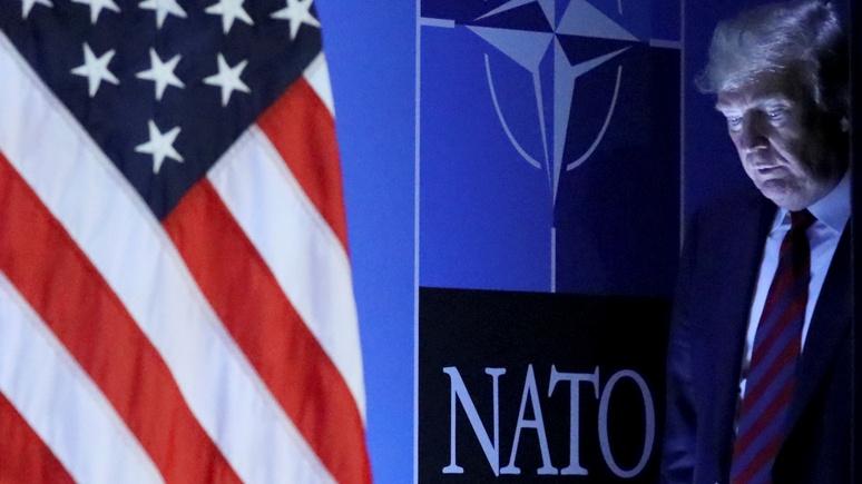 WSJ: НАТО умирает, и виноват в этом не Трамп
