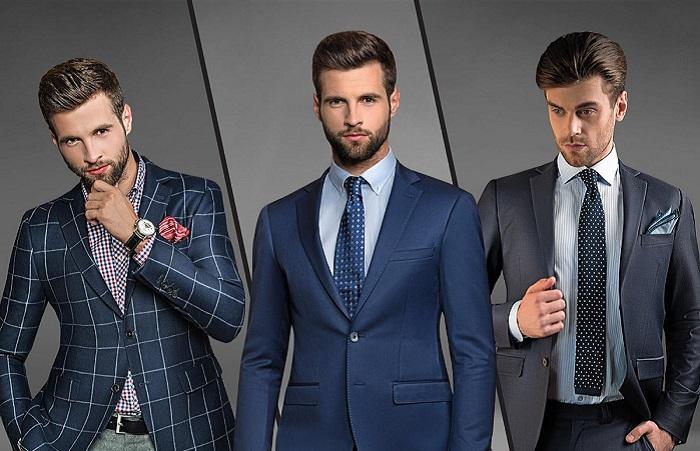 Стили мужских костюмов